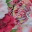 Summer kimono กิโมโนฤดูร้อน (Yukata) Spring Flower สีชมพู รุ่น 1 เซต 6 ชิ้น thumbnail 4