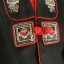 Hanbok (DURUMAGI) โค้ท สำหรับสวมทับชุดฮันบกหญิง ไหมเกาหลีสีดำ ปักมือ thumbnail 3