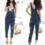 111256 เอี้ยมยีนส์ สาวหวานซ่อนเปรี้ยว ขายาว น่ารัก แฟชั่นเกาหลี (พรีออเดอร์) thumbnail 1