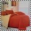 ผ้าปูที่นอนสีพื้น เกรด A สีส้มอิฐ ขนาด 3.5 ฟุต 3 ชิ้น thumbnail 1