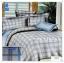ผ้าปูที่นอนเกรด A ขนาด 6 ฟุต(5 ชิ้น)[AS-179] thumbnail 1