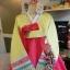 พู่ประดับชุดฮันบก รุ่น A02 สีแดง งานพรีเมี่ยม ปักมือปราณีตสวยงาม thumbnail 2