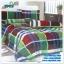 ผ้าปูที่นอนสไตล์โมเดิร์น เกรด A ขนาด 6 ฟุต(5ชิ้น)[AS-012] thumbnail 1