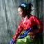พู่ประดับชุดฮันบก รุ่น A02 สีแดง งานพรีเมี่ยม ปักมือปราณีตสวยงาม thumbnail 7