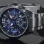 นาฬิกา คาสิโอ Casio Edifice Chronograph รุ่น EFR-535BK-1A2V สินค้าใหม่ ของแท้ ราคาถูก พร้อมใบรับประกัน thumbnail 2