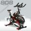 จักรยานออกกําลังกายSpinBike รุ่นS808/20kg. สีดำ thumbnail 2