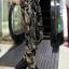 HW5906010 กางเกงทหารหญิงทรงหลวมสีเขียวกองทัพ (พรีออเดอร์) รอ 3 อาทิตย์หลังโอนเงิน thumbnail 6