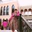 Dress ยาวทรง A สไตส์วินเทจ สีทอง เรียบหรูดูดี ราคา 150 บาท thumbnail 1