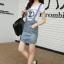 DW5707005 เซ็กยีนส์ สไตร์เอี้ยม สาวหวาน แฟชั่นเกาหลี (พรีออเดอร์) thumbnail 1