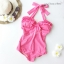 (SizeM) ชุดว่ายน้ำ วันพีช ชุดลายจุดสีชมพู Bikini_sp_005 thumbnail 3