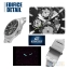นาฬิกา คาสิโอ Casio Edifice Multi-hand รุ่น ESK-300D-1AV สินค้าใหม่ ของแท้ ราคาถูก พร้อมใบรับประกัน thumbnail 5