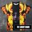 Givenchy Flame and Madonna Print T-shirt thumbnail 6