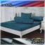 ผ้าปูที่นอนสีพื้น (สีเขียวขี้ม้า)(พื้นเรียบ) ขนาด 6 ฟุต 5 ชิ้น thumbnail 1