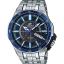นาฬิกา คาสิโอ Casio Edifice 3-Hand Analog รุ่น EFR-106D-1A2V สินค้าใหม่ ของแท้ ราคาถูก พร้อมใบรับประกัน thumbnail 1