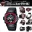 นาฬิกา คาสิโอ Casio G-Shock Standard Analog-Digital รุ่น AW-591-4AV สินค้าใหม่ ของแท้ ราคาถูก พร้อมใบรับประกัน thumbnail 2