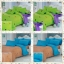 ผ้าปูที่นอน ลายอมยิ้ม สมอ หัวใจ หมวก 6 ฟุต(5 ชิ้น) เกรด A thumbnail 6