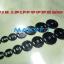 ขาย แผ่นน้ำหนักขนาด 2 นิ้ว (50 MM.) โอลิมปิก ทรง 12 เหลียม รูเสียบแบบสแตนเลส 12 Edges Rubber Coated Op Plate With Stainless Steel Ring 50 MM. thumbnail 21