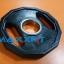 ขาย แผ่นน้ำหนักขนาด 2 นิ้ว (50 MM.) โอลิมปิก ทรง 12 เหลียม รูเสียบแบบสแตนเลส 12 Edges Rubber Coated Op Plate With Stainless Steel Ring 50 MM. thumbnail 8