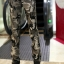 HW5906010 กางเกงทหารหญิงทรงหลวมสีเขียวกองทัพ (พรีออเดอร์) รอ 3 อาทิตย์หลังโอนเงิน thumbnail 5