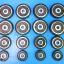 ขาย ชุดดัมเบลเหล็กชุบโครเมียม 30 KG. MAXXFiT รุ่น มีซิลิโคนสำดำหุ้มแผ่นน้ำหนัก thumbnail 5
