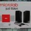 Microlab B56, 2.0 Stereo Dual USB powered Speaker thumbnail 2