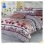 ผ้าปูที่นอน 3.5 ฟุต(3 ชิ้น) เกรดพรีเมี่ยม[P-117] thumbnail 1