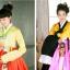 พู่ประดับชุดฮันบก รุ่น A01 สีเหลือง งานพรีเมี่ยม ปักมือปราณีตสวยงาม thumbnail 5