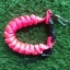 Cetacea Housing Heavy Duty Coiled Lanyard Pink สีชมพู thumbnail 1
