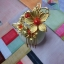 Hanbok hair pin ที่ปักผมฮันบก รุ่นผีเสื้อกับดอกไม้ thumbnail 2