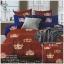ผ้าปูที่นอน 6 ฟุต(5 ชิ้น) เกรดพรีเมี่ยม[AP-11] thumbnail 1