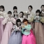 Princess Style Hanbok ฮันบกแบบชาววัง ทังอี รุ่น SNSD thumbnail 1