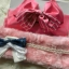 Furisode Kimono sweet pink#Yazawa กิโมโนฟูริโซเดะสีชมพู รุ่น Yazawa thumbnail 5