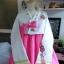 "Hanbok เกรด A+++ ผ้าไหมเกาหลี่ รุ่น Sweet Candy สีหวานสดใส อก 40"" thumbnail 3"