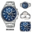 นาฬิกา คาสิโอ Casio Edifice Multi-hand รุ่น EFR-304D-2AV สินค้าใหม่ ของแท้ ราคาถูก พร้อมใบรับประกัน thumbnail 3