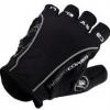 ถุงมือปั่นจักรยานยี่ห้อ castelli สีดำ : 161