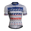 เสื้อปั่นจักรยานแขนสั้น Monton สีขาวดำ 2015 Blazers SW Eternal Summer Cycling Jersey : 115111141