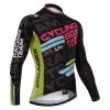 เสื้อปั่นจักรยานแขนยาว Cycling Box : 314112026