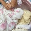 ข้อแนะนำในการผ้าปูที่นอนซักครั้งแรก