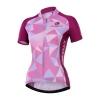 เสื้อปั่นจักรยานแขนสั้นผู้หญิง Cycling Box : 216111031