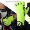 ถุงมือปั่นจักรยาน Monton : 114163164 สีเขียวอ่อน