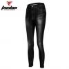 กางเกงปั่นจักรยานขายาวผู้หญิง TASDAN ลายยีนส์ สีดำ : SWPL-4001