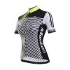 เสื้อปั่นจักรยานผู้หญิงแขนสั้น Monton สีดำ 2015 EVO SW COOL Cycling Jersey : 115111150