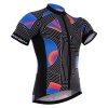 เสื้อปั่นจักรยานแขนสั้น Cycling Box : 216111026