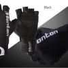 ถุงมือปั่นจักรยาน Monton : 114163165 สีดำ