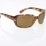 Ray-Ban RB4068 642/57 Polarized Brown