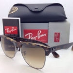 Ray Ban RB4175 878/51 Clubmaster Oversized