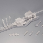 M.S.G Modeling Support Goods - Weapon Unit Assort 03. Wild Set Clear Ver.(Pre-order)M.S.G モデリングサポートグッズ ウェポンユニットアソート03 ワイルドセット クリアーVer.