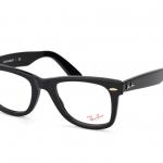 Ray Ban RB RX 5121 Black 2000 Wayfarer Eyeglasses 50mm