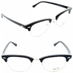 Ray Ban RB RX 5154 2000 Clubmaster Eyeglasses 49mm