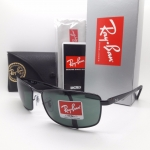 Ray Ban RB3498 002/71 Black Green G15